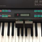 photo du Yamaha DX7