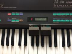 photo du Yamaha DX7