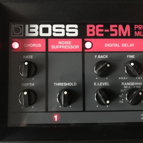Boss BE-5M