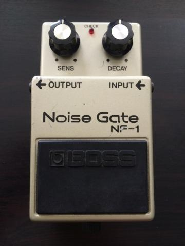 Picture of a Boss NF-1 Noise Gate MIJ