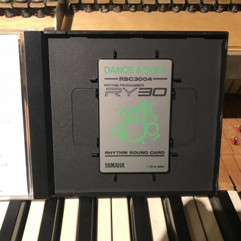 Yamaha RSC3004 Dance & Soul